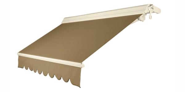 Barra Quadra Cassonetto model ravne tende
