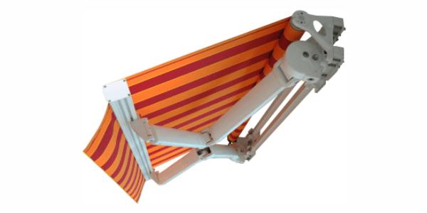 Barra Quadra Maxi model ravne tende