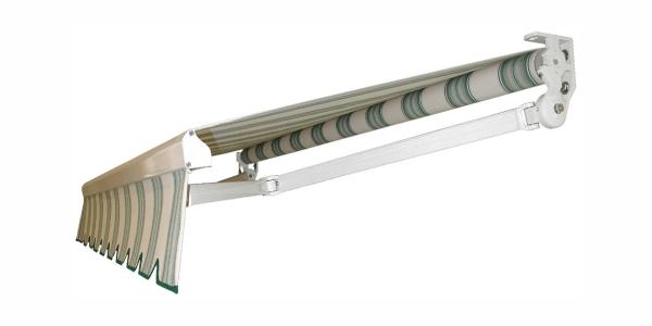 Barra Quadra Mini model ravne tende