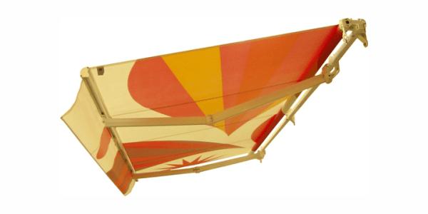 Barra Quadra model ravne tende