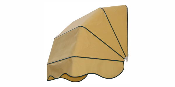 Classic polukružna tenda