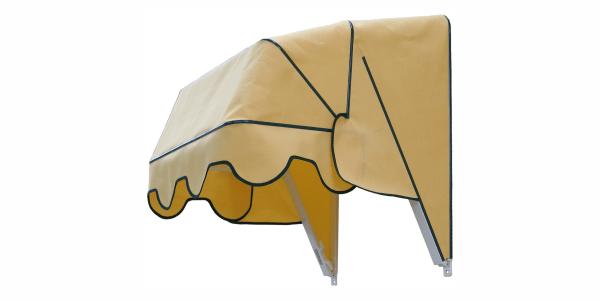 Prolunga polukružna tenda