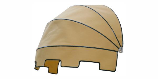 Sphere polukružna tenda