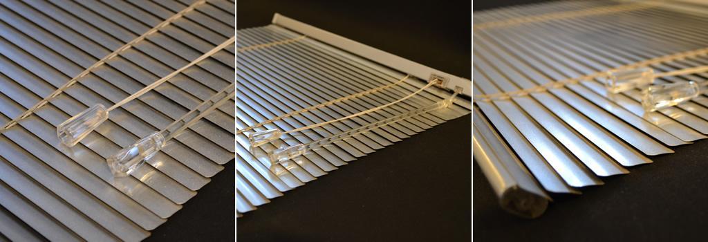 Stig - Aluminijumski venecijaneri 16mm - Unutrašnja zaštita od sunca