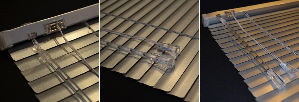 Stig - Aluminijumski venecijaneri 25mm - Unutrašnja zaštita od sunca