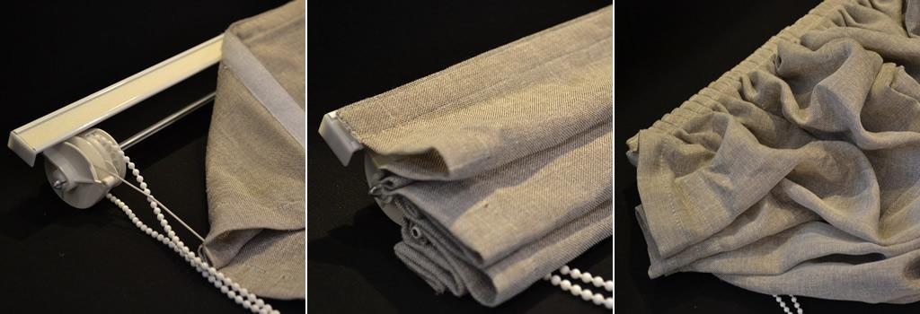 Stig - Pakujuće zavese - Unutrašnja zaštita od sunca
