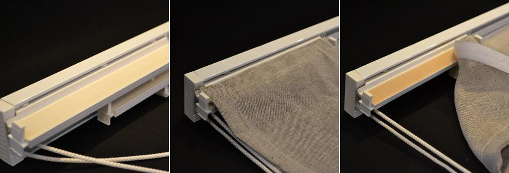 Stig - Panelne zavese - Unutrašnja zaštita od sunca