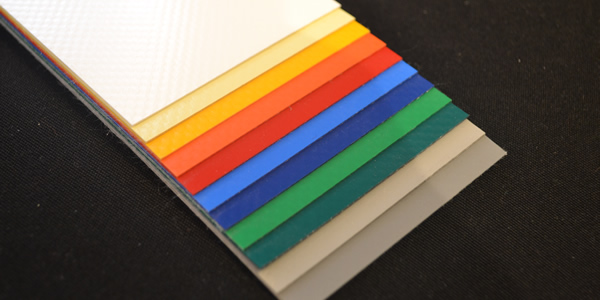 PVC fabric collection