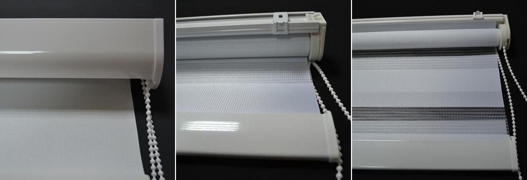 Stig - Rolo zavese - Dupli rolo mehanizam 25mm