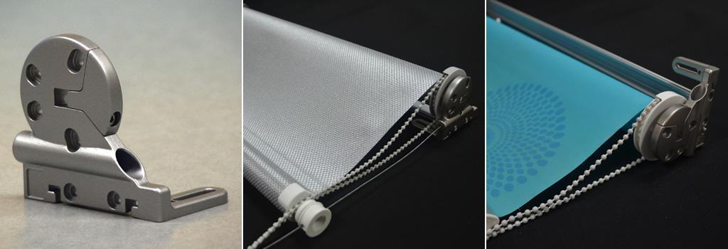 Stig - Rolo zavese - Mehanizam sa inox nosačima i sajlom