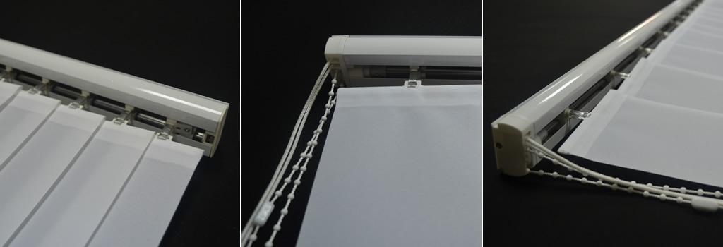 Stig - Trakaste zavese - Unutrašnja zaštita od sunca